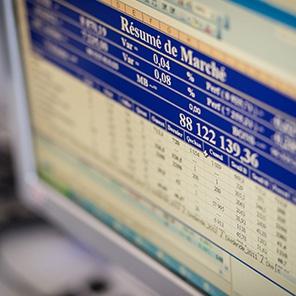 Recherche financière